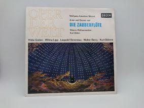 Die Zauberflöte Wolfgang Amadeus Mozart (LP/Vinyl)