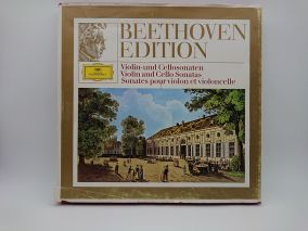 Beethoven Edition Violin und Cellosonaten (8 LP/Vinyl Box-Set)