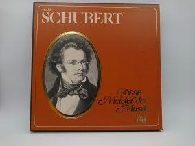 Franz Schubert Grosse Meister Der Musik (4 LP/Vinyl Box-Set)
