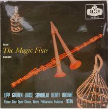 Mozart The Magic Flute Highlights (10 Vinyl LP)
