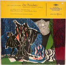 Der Freischütz Carl Maria von Weber (LP/Vinyl)