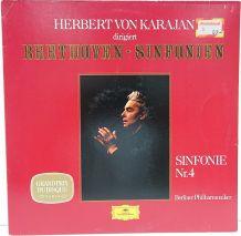 Beethoven Sinfonie Nr. 4 (LP/Vinyl)