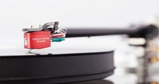 Gold Note Donatello RED MC High Output Tonabnehmer