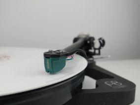 Excalibur Green High Output MC Tonabnehmer