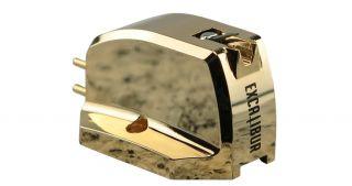 Excalibur Gold MC Tonabnehmer