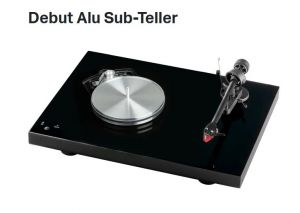 Project Debut Alu Sub-Teller