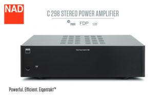 NAD C 298 Digitale Stereo-Endstufe