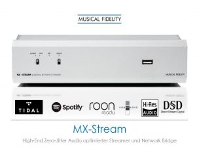 Musical Fidelity MX-Stream High End Streamer