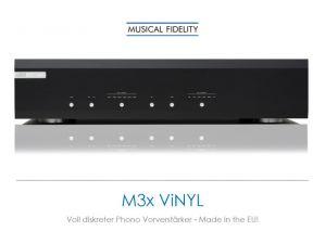 Musical Fidelity M3x ViNYL