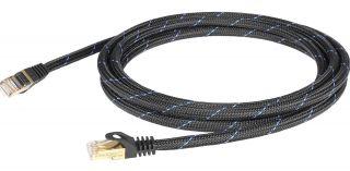 Goldkabel Black Connect NETZWERKKABEL CAT 6A (versch.Längen)