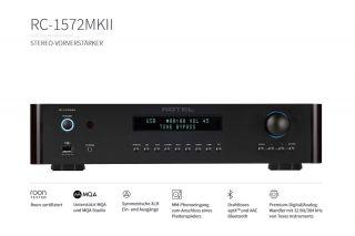 Rotel RC-1572MKII Stereo Vorverstärker