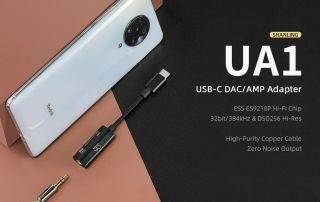 Shanling UA1 USB-C DAC / Kopfhörerverstärker