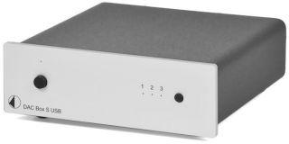Project DAC Box S USB Silber
