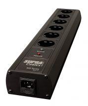 Supra Cables LoRad MD06-EU/SP SPC BLACK MK3.1 Netzleiste (6-Fach)