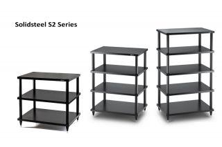 Solidsteel S2 Serie Hi-Fi Stereo Rack (versch.Höhen)