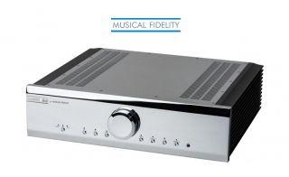Musical Fidelity M6si Chrome Edition